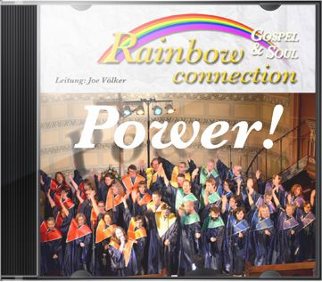 CD-Cover »Power«